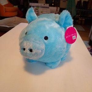 Plush Piggy Bank